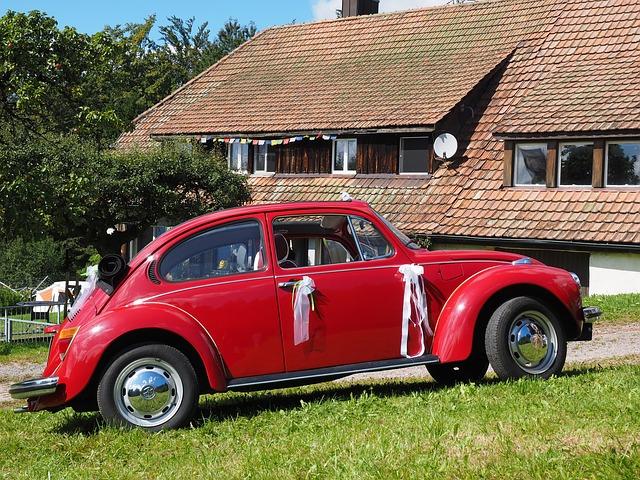Aby dzień ślubu był niezapomniany – auto do ślubu