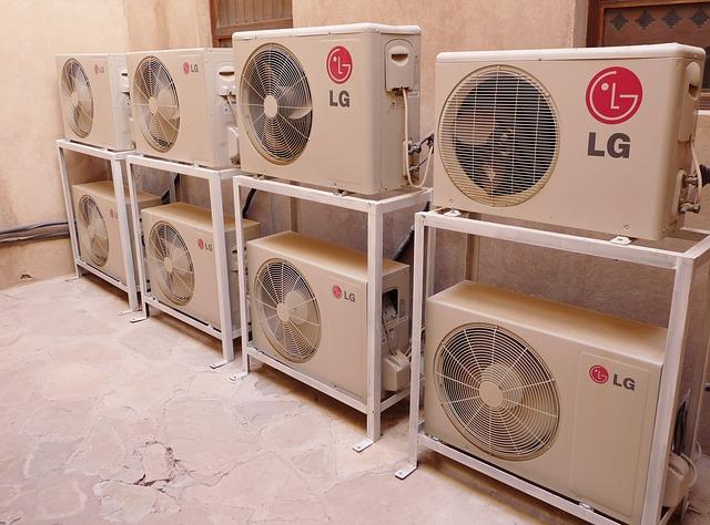Klimatyzacja w banku