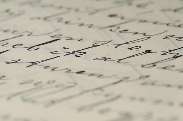 Badanie pisma a badanie druku