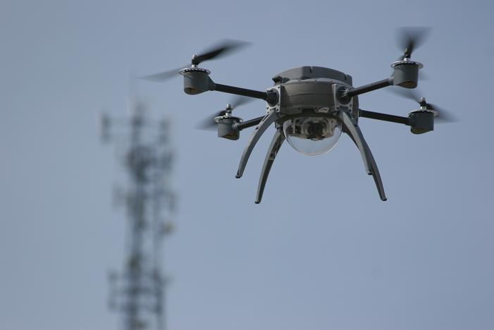 Drony w wojsku