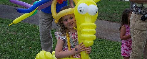 Balony i inne akcesoria na przyjęcia