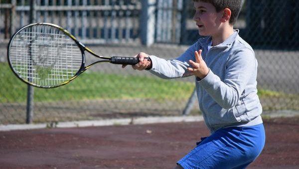 Szkolne zajęcia z tenisa dla dzieci