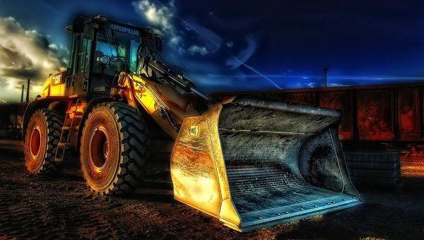 Jak dostarczyć maszyny na plac budowy?