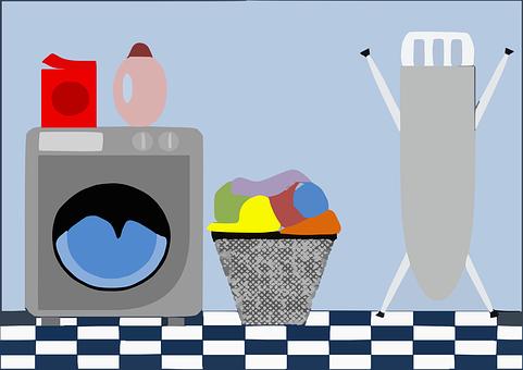 Duże środki do płukania tkanin